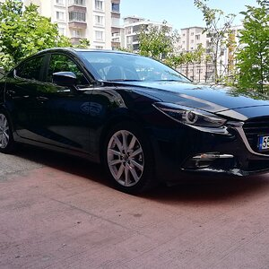 Mazda 3 Skyaktiv D Power